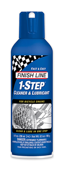 FINISH LINE 1-step 8 oz/236 ml