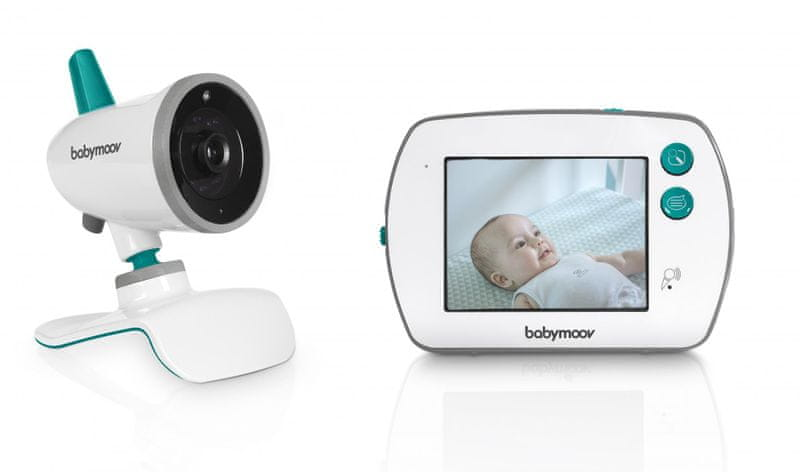 Babymoov Video baby monitor YOO-FEEL