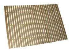 Koopman Prostírání bambus 43 x 29 cm světlá