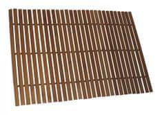 Koopman Prostírání bambus 43 x 29 cm světle hnědá