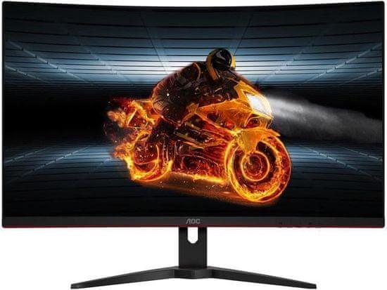 AOC LED QHD gaming monitor CQ32G1