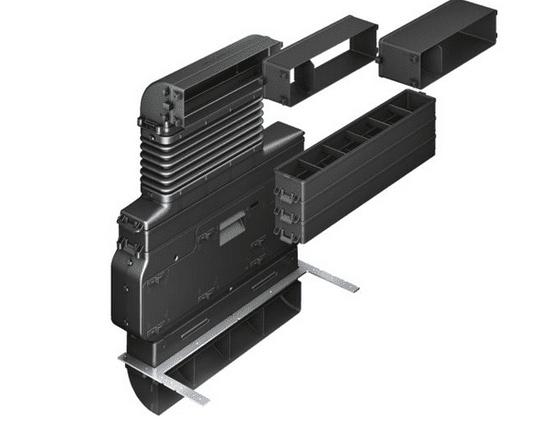 Bosch set za recirkulaciju HEZ381501