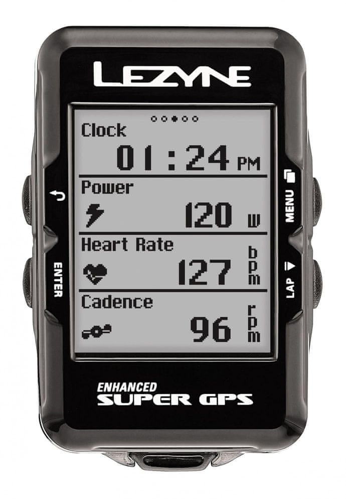 Lezyne Super HR