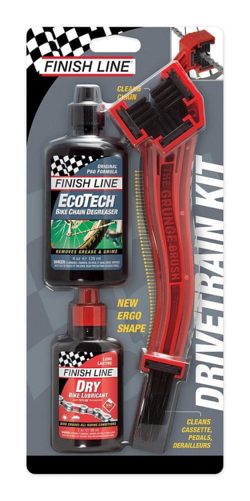FINISH LINE Grunge Brush Starter Kit