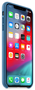 2 - Apple kožna maskica za iPhone XS Max, plavo siva MTEW2ZM/A