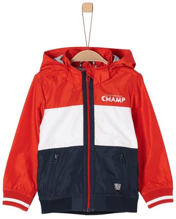 c7f0613986 s.Oliver fiú outdoor kabát 116 piros | MALL.HU
