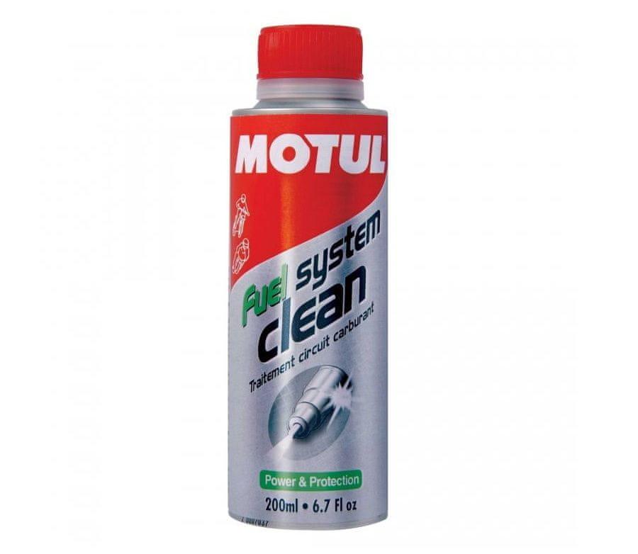 Motul Fuel System Clean Moto