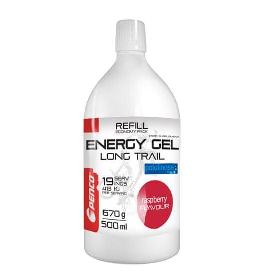 Penco Energetický gel LONG TRAIL REFILL Malina