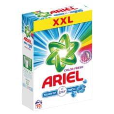 Ariel pralni prašek Touch of Lenor, 70 pranj, 5,25 kg