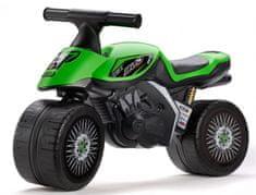 Falk Motocykl Kawasaki KX BUD Racing mały