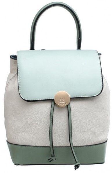 62f5baa494 Bessie London dámský modrý batoh