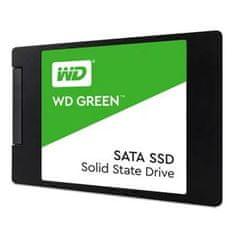 "Western Digital SSD disk Green 3D NAND, SATA3, 480GB, 6,35 cm (2,5"")"