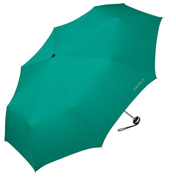 Esprit Dámský skládací deštník Mini Alu Light Dynasty Green