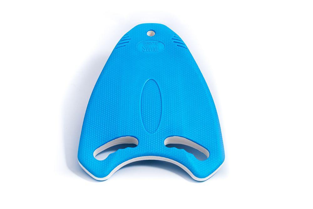 Born To Swim Plavecká deska velká - modrá