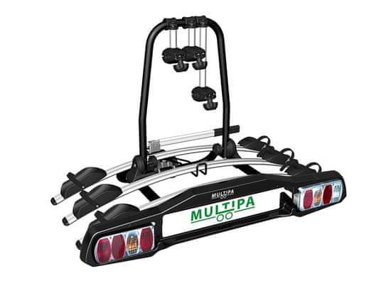 MULTIPA Nosič bicyklov na ťažné zariadenie 3 MULTIPA
