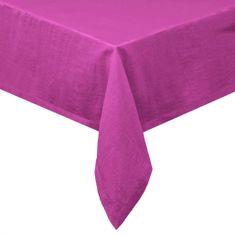 Butlers COLORÉ NATURE Ubrus 160 x 160 cm - růžová