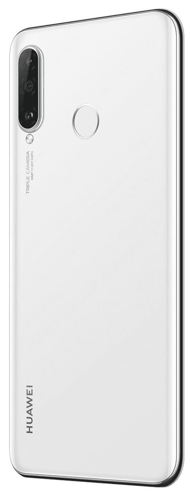 Huawei P30 lite, 4 GB/128 GB, Pearl White - zánovní
