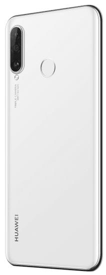 Huawei Pametni telefon P30 lite, 4 GB/128 GB, Pearl White, bel