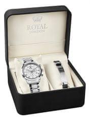 Royal London sada hodinek s náramkem 41264-05-SET