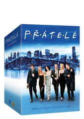 Přátelé - Komplet 1-10. série (39DVD - Viva balení) - DVD