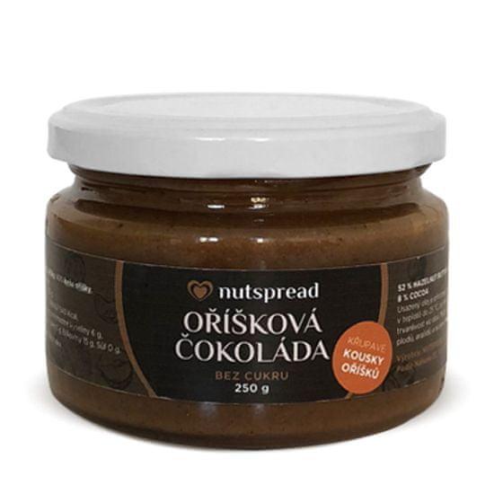 Nutspread Oříšková čokoláda 250g