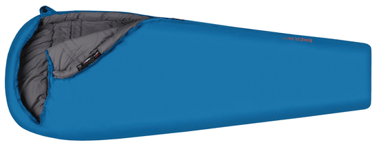 Hannah Biker W 120 ženska spalna vreča blue jewel 175P