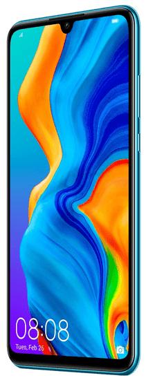 Huawei Pametni telefon P30 lite, 4 GB/128 GB, Peacock Blue, moder