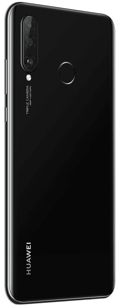 Huawei P30 lite, 4 GB/128 GB, Midnight Black