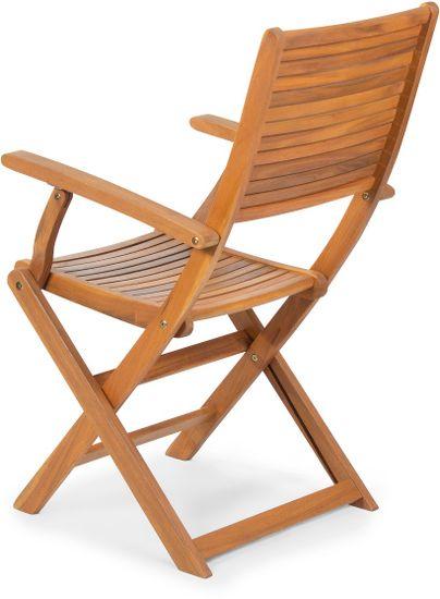 Fieldmann Składane krzesło FDZN 4019-T 2szt