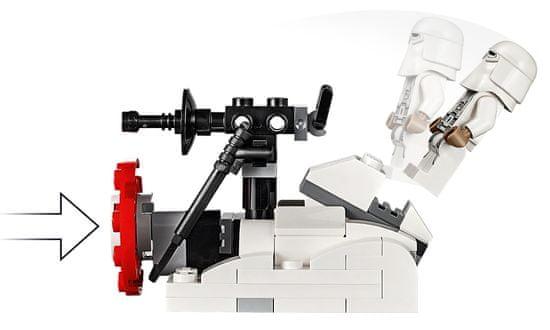 LEGO Star Wars 75239 Generátor támadás a Hoth bolygón