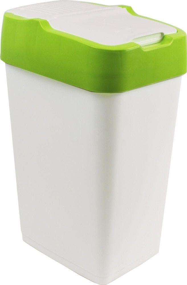 Heidrun Odpadkový koš 60 l zelená