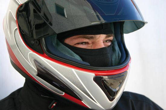 MyGear podkapa za motoriste, Uni