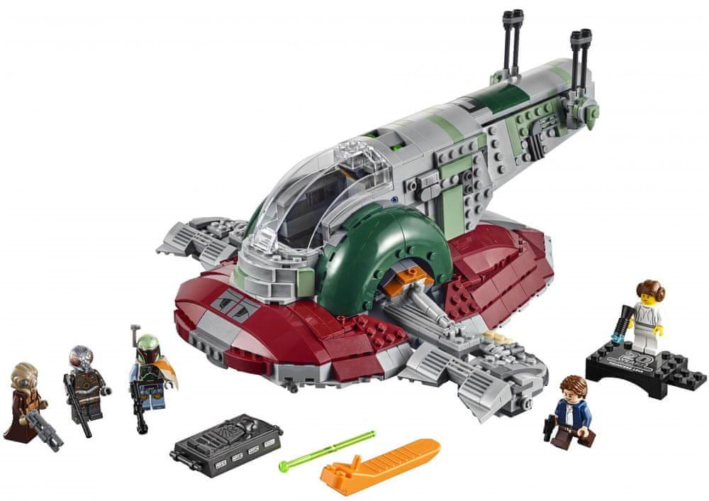 LEGO Star Wars™ 75243 Slave I™ – edice k 20. výročí