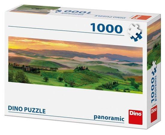 DINO Západ slnka Panoramic 1000 dielikov