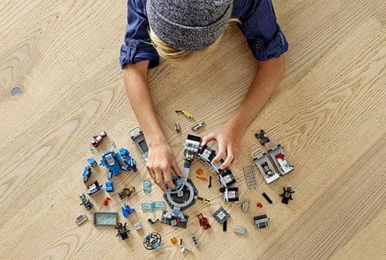 LEGO Super Heroes 76125 Iron Man in njegove preobleke