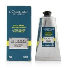 LOccitane EnProvence Balzám po holení Cedrat (After-Shave Gel Cream) 75 ml