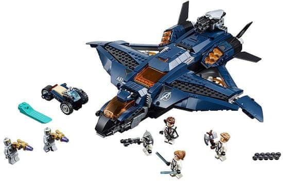 LEGO Super Heroes 76126 Veliki jetnik Avenger