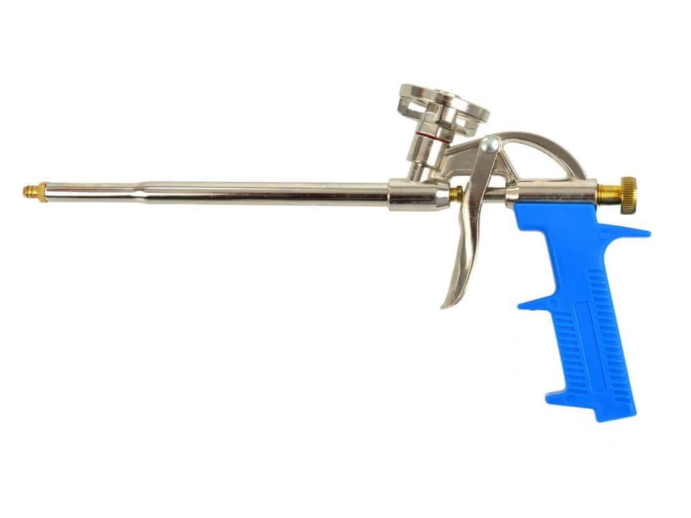 GEKO Pistole na PU pěnu, s regulací průtoku