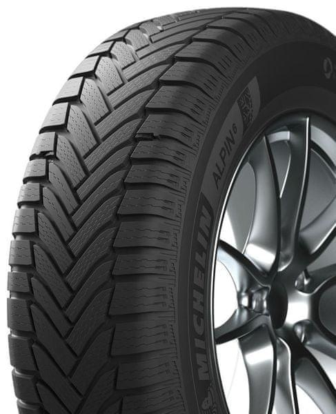 Michelin Michelin ALPIN 6 205/55 R16 91 T zimní