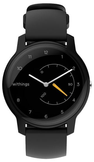 Withings Move, Black/Yellow