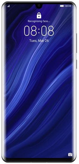 Huawei pametni telefon P30 Pro, 6GB/128GB, črn