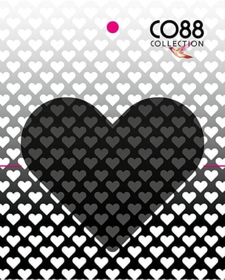 CO88 Szív karkötő 860-180-090117-0000