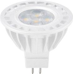 Goobay LED sijalka GU5.3, Reflector, 5 W, topla bela, bela