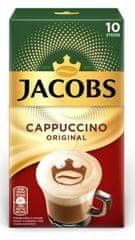 Jacobs Cappuccino Original, 10x14.4 g