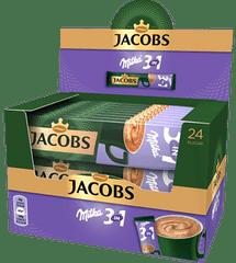 Jacobs 3v1 Milka, 20 x 18 g