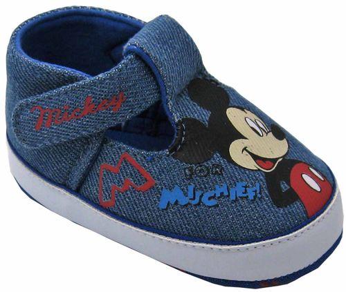Disney by Arnetta fiú szandál Mickey Mouse 18 kék