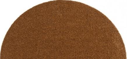 Hanse Home Protiskluzová rohožka Soft & Clean 102459 půlkruh