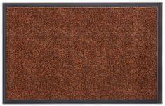 Zala Living Protiskluzová rohožka Smart 102663 Braun 45x75