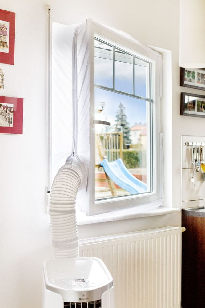Rohnson R-8800 těsnění oken pro mobilní klimatizace (4,05 m)