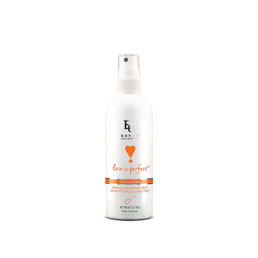 Love is perfect Dezinfekce alcohol free 150ml - PassionFruit anD Orange